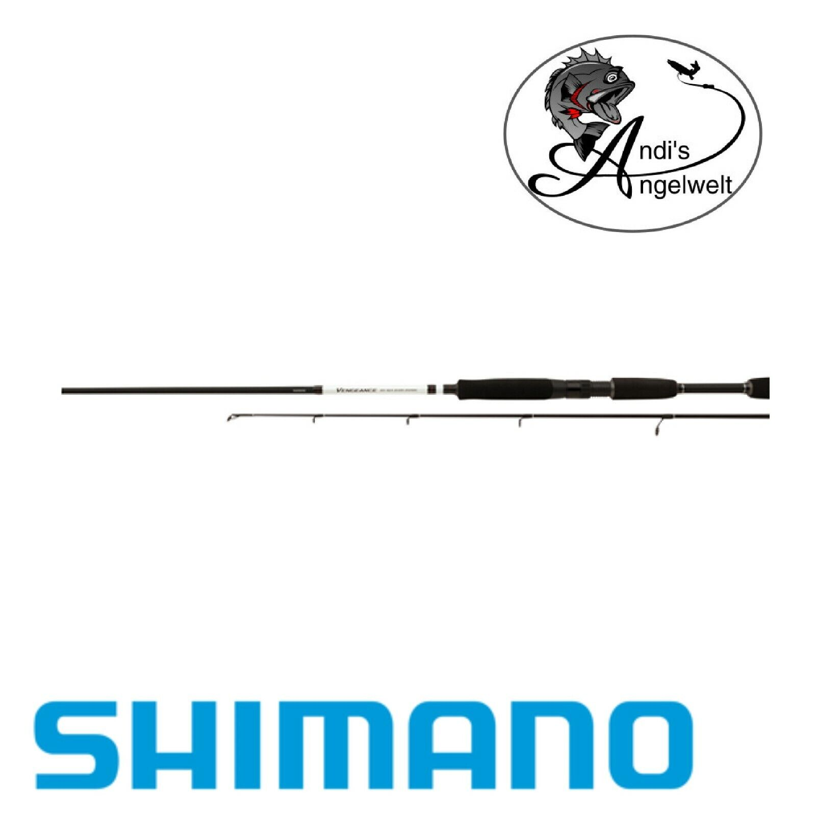 SHIMANO Vengeance Cx Sea Bass 270Mh 2,7m 10-50g by TACKLE-DEALS !!!