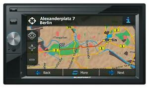 Blaupunkt-Oslo-370-EU-2-DIN-Navigation-Touchscreen-DAB-Bluetooth-TMC-USB-3D-SD