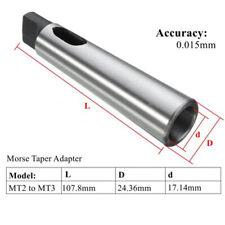 Llambrich CR-3 x 2 Drill Sleeve Hardened Steel 3-2 Morse Taper