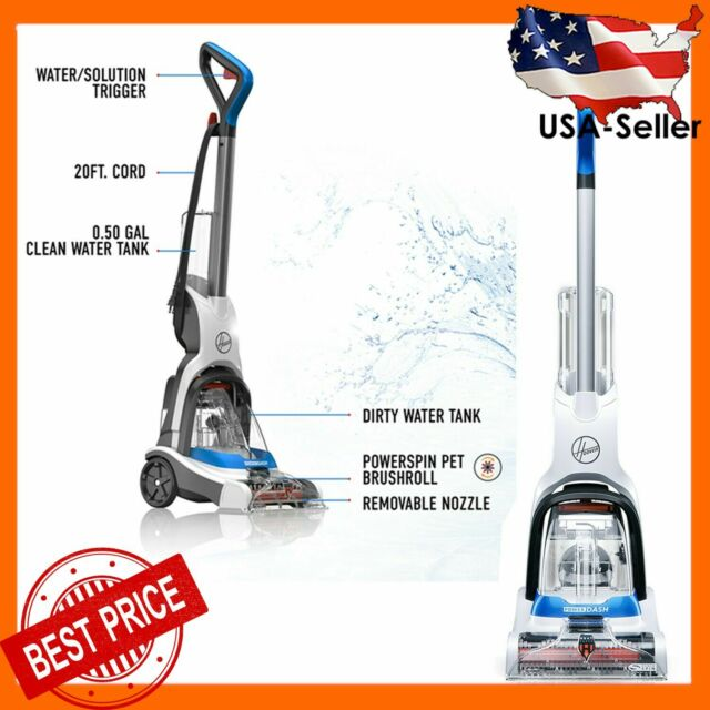 Carpet Deep Steam Cleaner Pet Upright