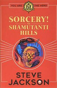 Fighting-Fantasy-Sorcery-The-Shamutanti-Hills-by-Jackson-Steve-NEW-Book-FRE