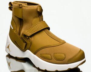 60a40fae7cfe Jordan Trunner LX High Wheat men sneakers new golden harvest AA1347 ...