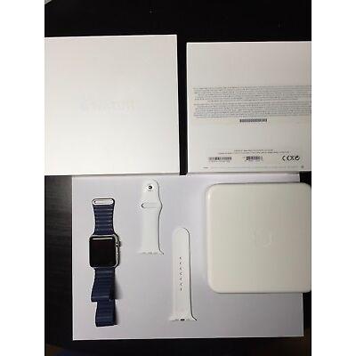 Apple Watch 42 mm 316L Stainless Steel Series 1 Sapphire Crystal Retina Display