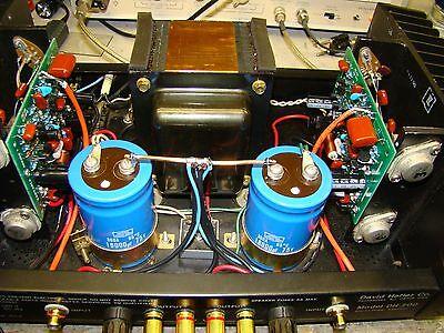 HAFLER DH-220 DH-500 P225 P230 PC-19 CAPACITOR UPGRADE KIT