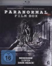 Die große Paranormal Film Box - Boxset mit 3 Horror-Hits: Besessen, Dark B (OVP)