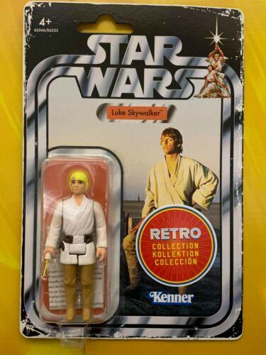 STAR Wars-La Raccolta Retrò Vintage-Luke Skywalker