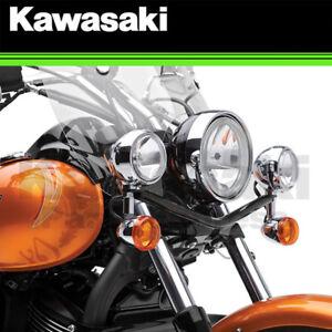 Kawasaki Vulcan 900 Custom >> Details About New 2007 2019 Genuine Kawasaki Vulcan 900 Custom Black Light Bar K32001 013b