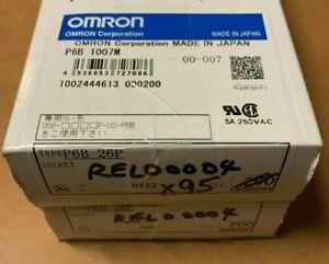295-X-OMRON-P6B-26P-Relay-Socket