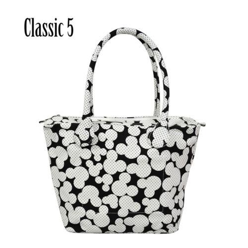 Round Canvas Handle with Insert for Obag O Bag Women/'s Bags Shoulder Handbag