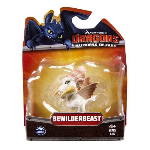 Dreamworks Dragons Defenders of Berk Mini Dragons Bewilderbeast Toy