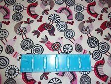 Stripe 100/% Cotton FQ//Metre Patchwork Quilting Chromaview Blank Quilting