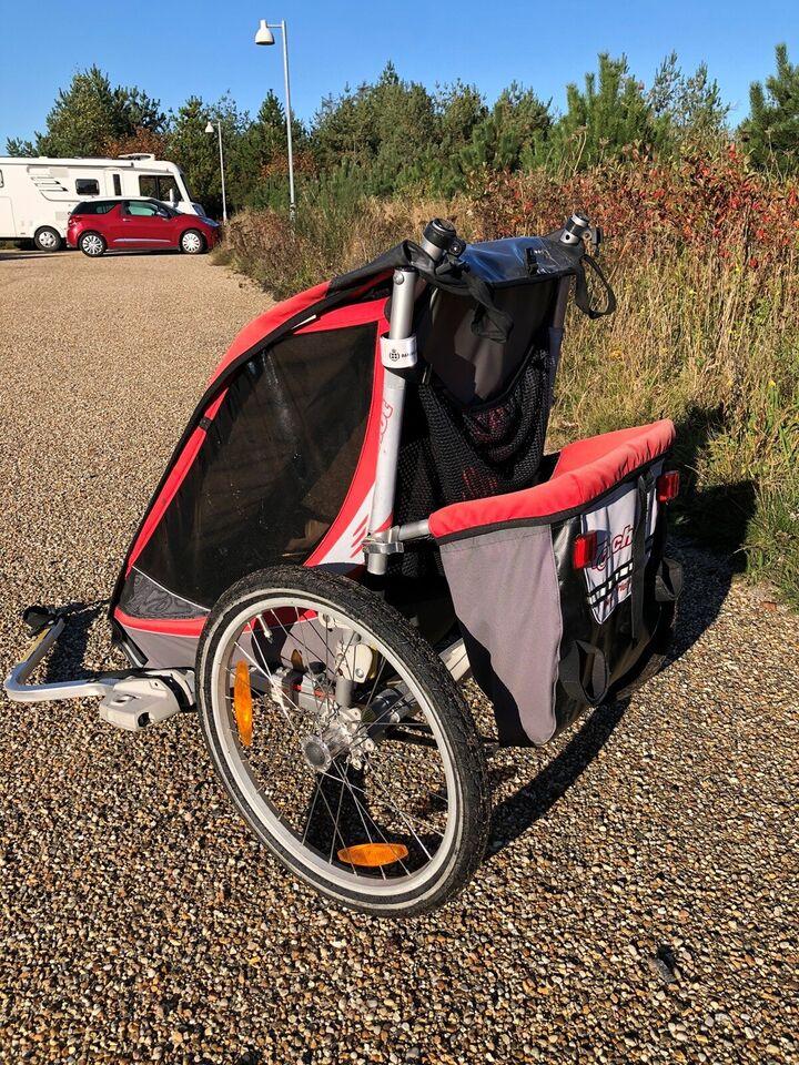 Cykeltrailer/stroller, Thule