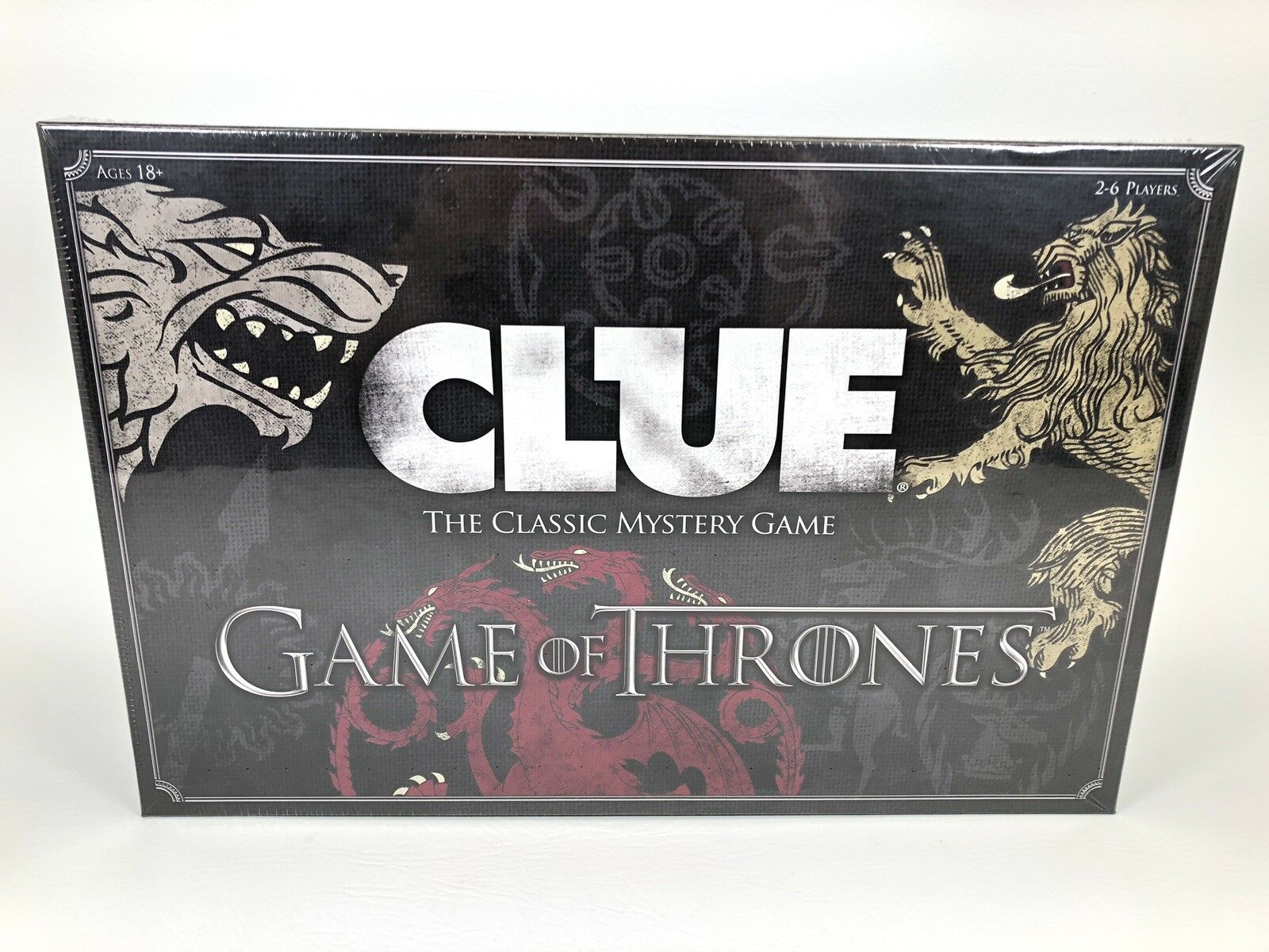 Hinweis game of thrones hab hbo tv - show - reihe mystery spiel hasbro 6vfszv2