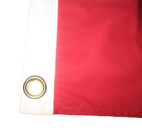 3x5 Bestickt Genäht Kalifornien 100/% Cotton Flagge 0.9mx5 /'Handgefertigt 3 Clips