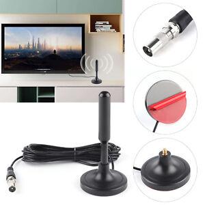 New Best Portable Tv Antenna Indoor Outdoor Digital Hd Freeview