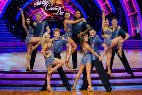 Strictly Come Dancing Dancers Poster Picture Photo Print A2 A3 A4 7X5 6X4