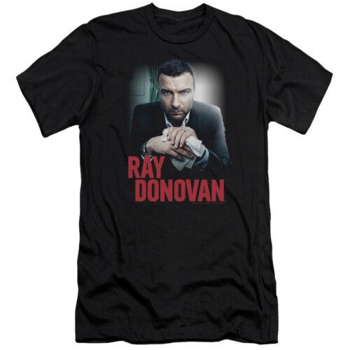 Ray Donovan Crime Drama TV Series Ray /& Logo Promo Poster Adult Slim T-Shirt