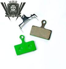 WMD Shimano Organic Brake Disc Pads to fit XTR, XT, SLX, M985, M785, M666