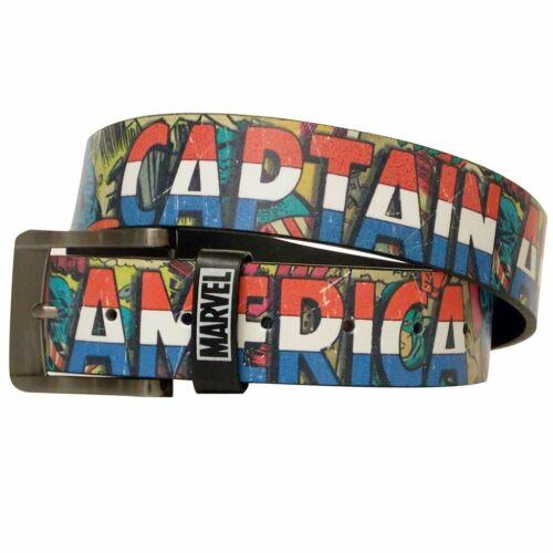 Marvel Captain America Belt