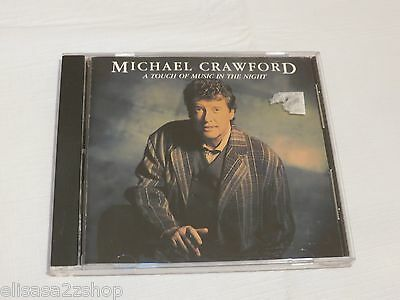A Touch of Music in the Night by Michael Crawford (Vocals) CD