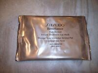 Shiseido Benefiance Pure Retinol Instant Treatment Eye Mask 1 Package (2 Sheets)