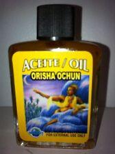 MYSTICAL / SPIRITUAL OIL (ACEITE) FOR SPELLS & ANOINTING 1/2 OZ ORISHA OCHUN