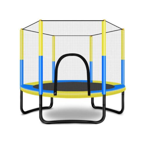 Mini Trampoline 60 inch Round Kids Enclosure Net