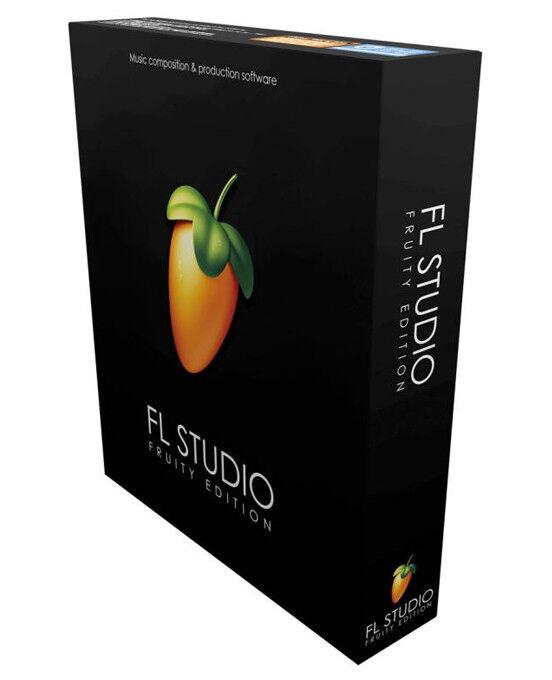 Image Line FL Studio 20 Fruity Edition - Software per Produzioni Audio