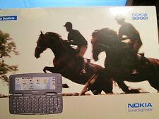 Nokia 9300i OVP Simfrei Lade-Ständer Heft D 1 GB super ok gebr Art. 46 X