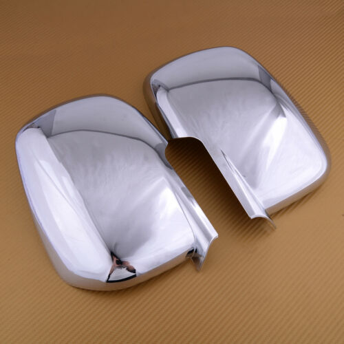 Fit for Dodge Journey 2009-2018 2pcs ABS Side Door Rearview Mirror Cover Trim