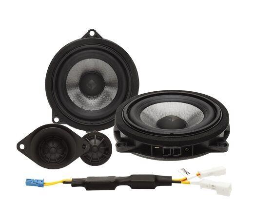 Rockford Fosgate T3-BMW2 Fits BMW 3 Series E93 Way Custom Fit Component Speakers