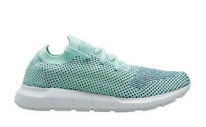 Details zu Adidas Originals Swift Run Primeknit Womens Lace Up Trainers CG4137 Y10A