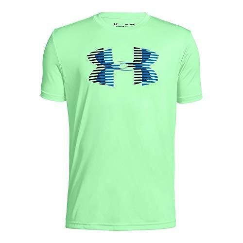 Pick SZ//Color. Under Armour Apparel Boys Tech Big Logo Solid T-Shirt