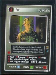 Star Trek CCG The Borg Second 60R
