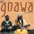 Gnawa Music from Morocco by Altaf Gnawa Group (CD, Mar-2005, Arc Music)