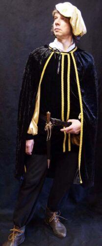 MEDIEVAL//LARP//SCA//Re enactment Medieval Nobleman Costume ALL XXXXL Sizes