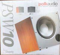 Polk Audio - Am1055-c - Psw Series Psw10 10-inch Powered Subwoofer - Black