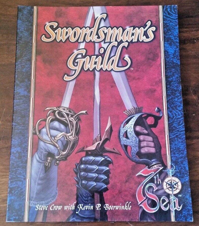 Swordsman s gille (7th Sea, AEG)