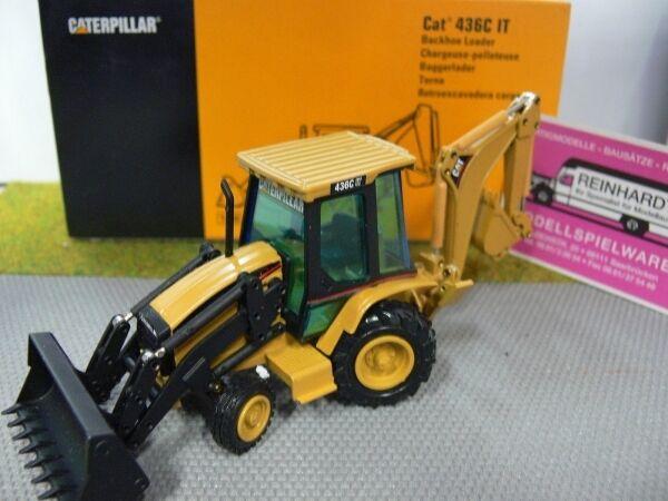 1/50 NZG Caterpillar CAT 436c IT escavatori terne 429
