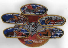 NJ2101 2017 National Scout Jamboree Tecumseh Council Mine Craft 5 pc Set JSP
