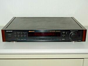 Sony-ST-S505ES-High-End-Stereo-AM-FM-RDS-Tuner-mit-Holzwangen-2J-Garantie