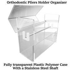 Orthodontic Dental Stainless Steel Pliers Scissors Stand Holder Rack Organizer