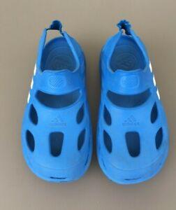Adidas Boys Sandals Uk 2 Children Kids