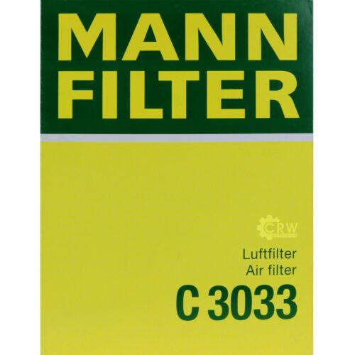 MANN LUFT-FILTER C 3033 KIA Sorento I JC 3.5 V6 2.4