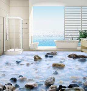 3D Stein Wasser 435 Fototapeten Wandbild Fototapete Tapete Familie DE Lemon