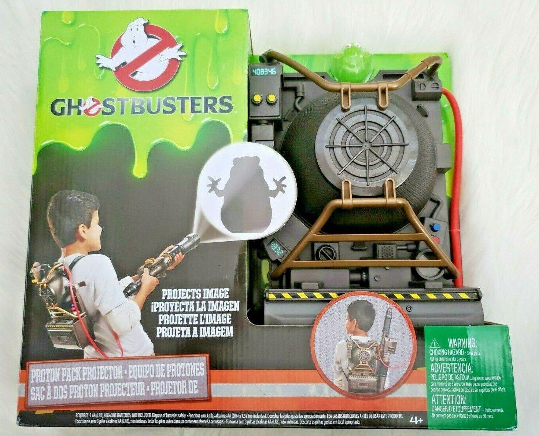 Nuevo Proyector de paquete de projoones Ghostbusters electrónica (exclusivo  Delgado) Por Mattel