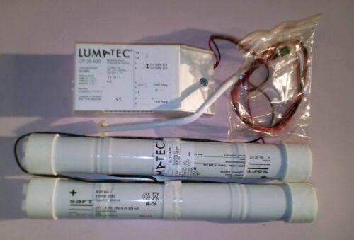 Lumatec CP 20-50R Notbeleuchtung 20-50W inkl. 4Ah-NiCd Akku Neu (inkl. MwSt)