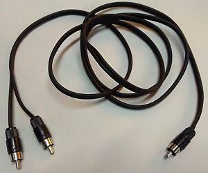 Cavo-adattatore-a-Y-1-PIN-RCA-maschio-2-PIN-RCA-maschio-Mt-1-5