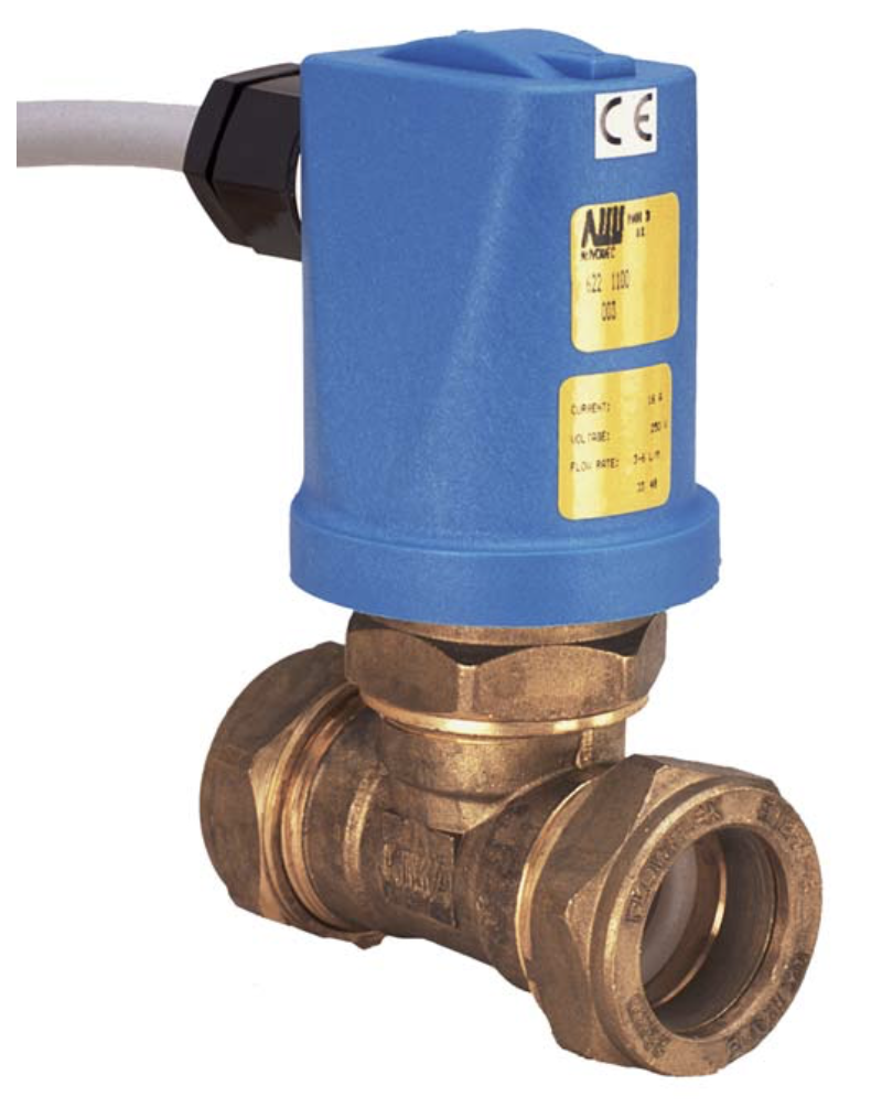 Fai DA TE INTERRUTTORE DI FLUSSO-tubo per 15mm di operare doccia aspiratori o pompe dell'acqua