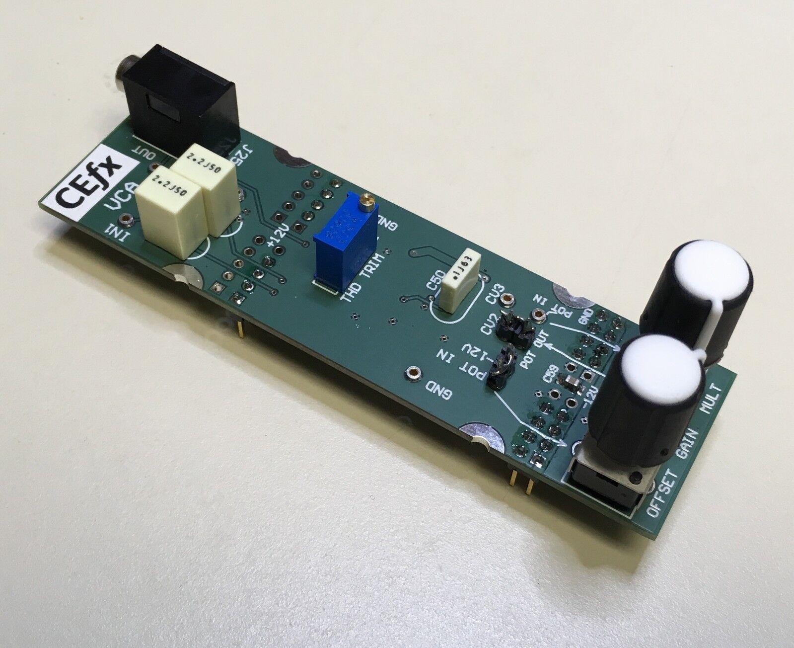 Módulo Módulo Módulo De Sintetizador CEFX projooboard sin soldadura placa amplificador controlado por voltaje Vca ac87a5